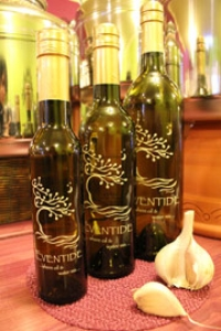 All-Natural Garlic Infused Olive Oil